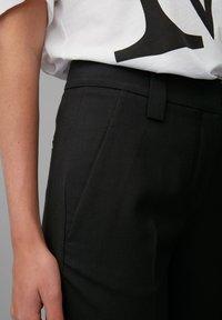 Marc O'Polo - Trousers - black - 3
