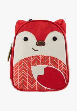 ZOO LUNCHIES FOX - Rucksack - red