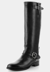 PRIMA MODA - PIANZO  - Over-the-knee boots - black - 1