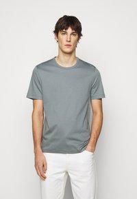 Tiger of Sweden - OLAF - Basic T-shirt - north atlantic - 0