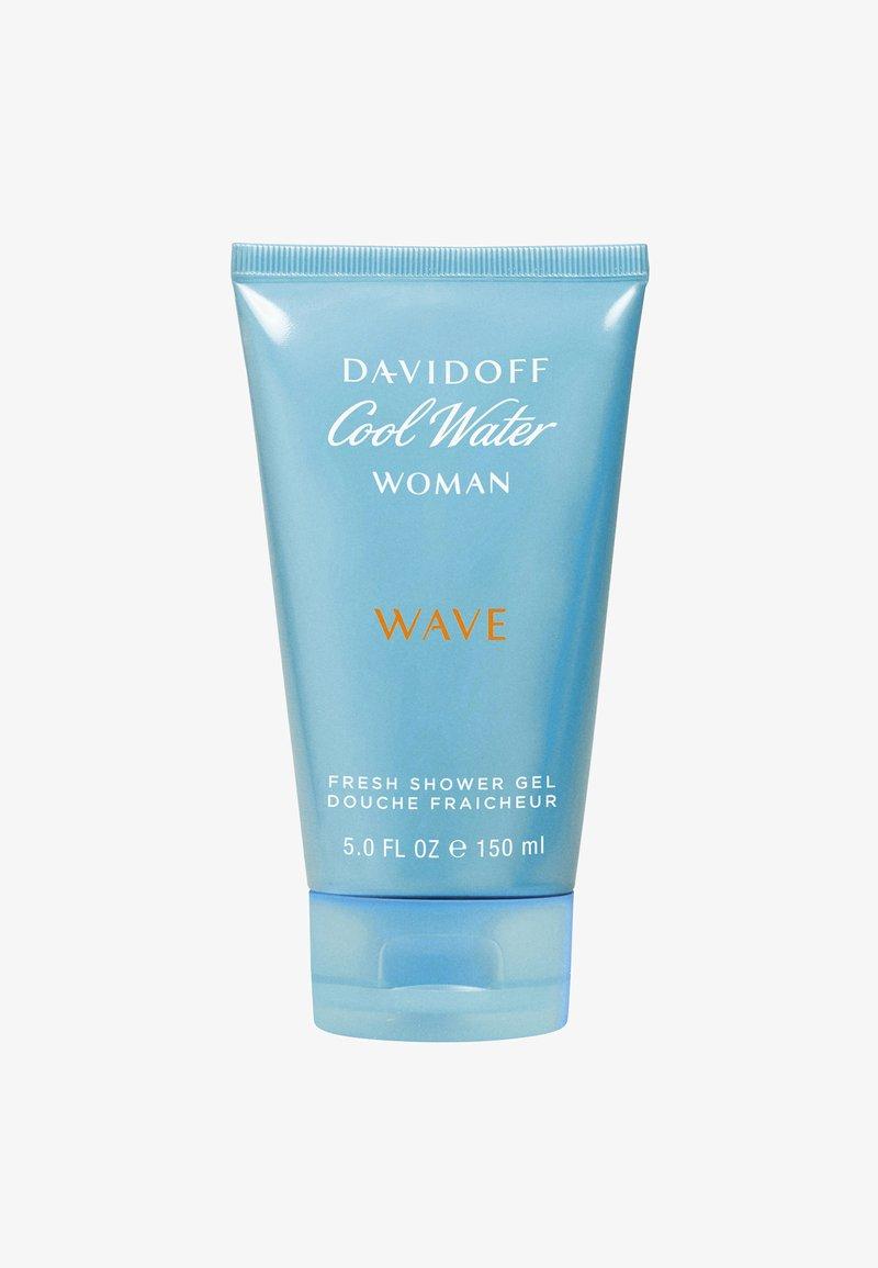 DAVIDOFF Fragrances - COOL WATER MEN WAVE SHOWER GEL - Shower gel - -