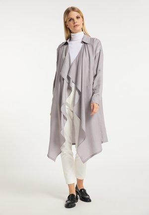 Summer jacket - grau