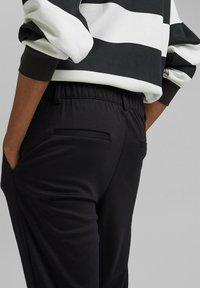 edc by Esprit - Trousers - black - 4