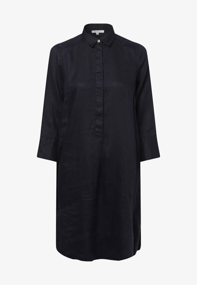 Shirt dress - marine