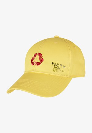 Cap - yellow/mc