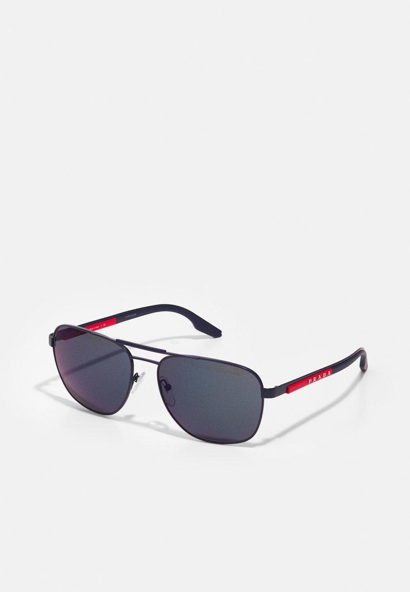 Prada Linea Rossa - Sunglasses - matte navy