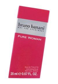 Bruno Banani Fragrance - BRUNO BANANI PURE WOMAN EAU DE TOILETTE - Woda toaletowa - - - 2
