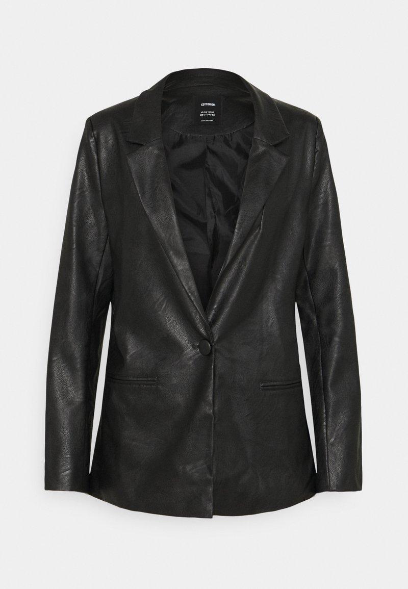 Cotton On - Blazer - black