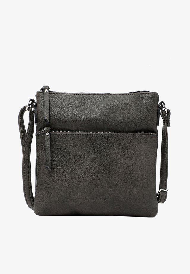 EMMA - Across body bag - grey 800