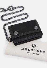 Belstaff - CHESTER UNISEX - Wallet - black - 4