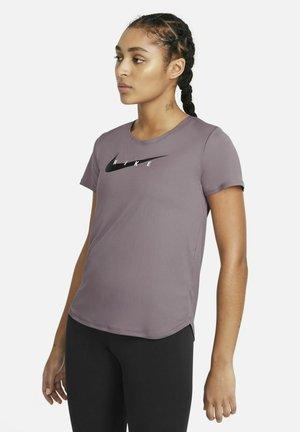 RUN - Camiseta estampada - purple smoke