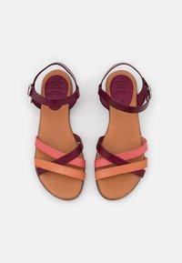 Grand Step Shoes - FIONA - Sandals - bordo/multicolor - 5