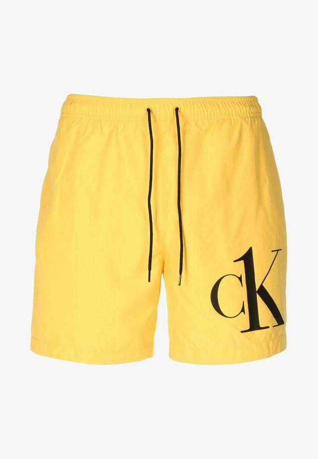 Shorts da mare - yellow arch