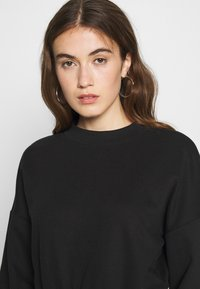 ONLY - ONLLINA  HIGHNECK  - Sweatshirt - black - 3