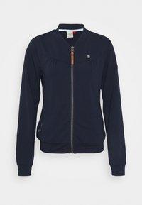Ragwear - KENIA - Zip-up sweatshirt - navy - 4