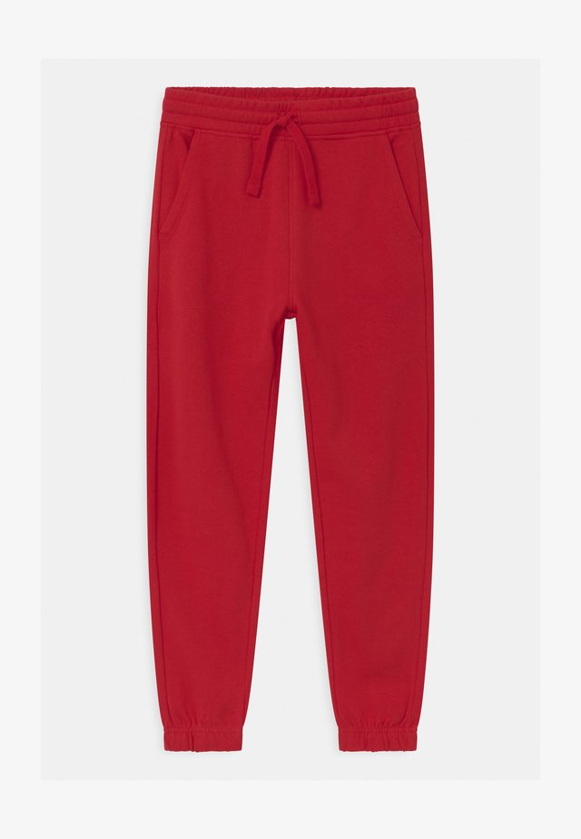 Tracksuit bottoms - chinese red