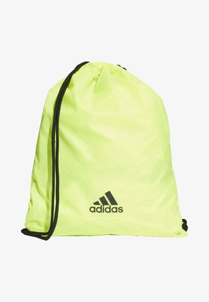RUN GYM BAG - Drawstring sports bag - yellow