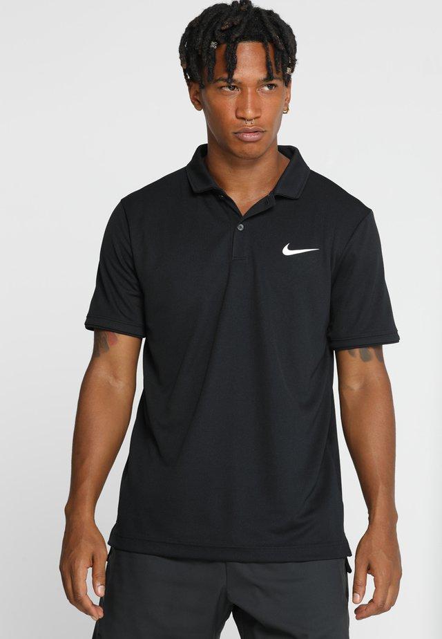 DRY TEAM - Koszulka sportowa - black
