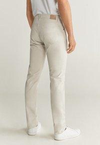 Mango - PISA - Trousers - beige - 2