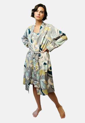 Camicia da notte - oriental floral print