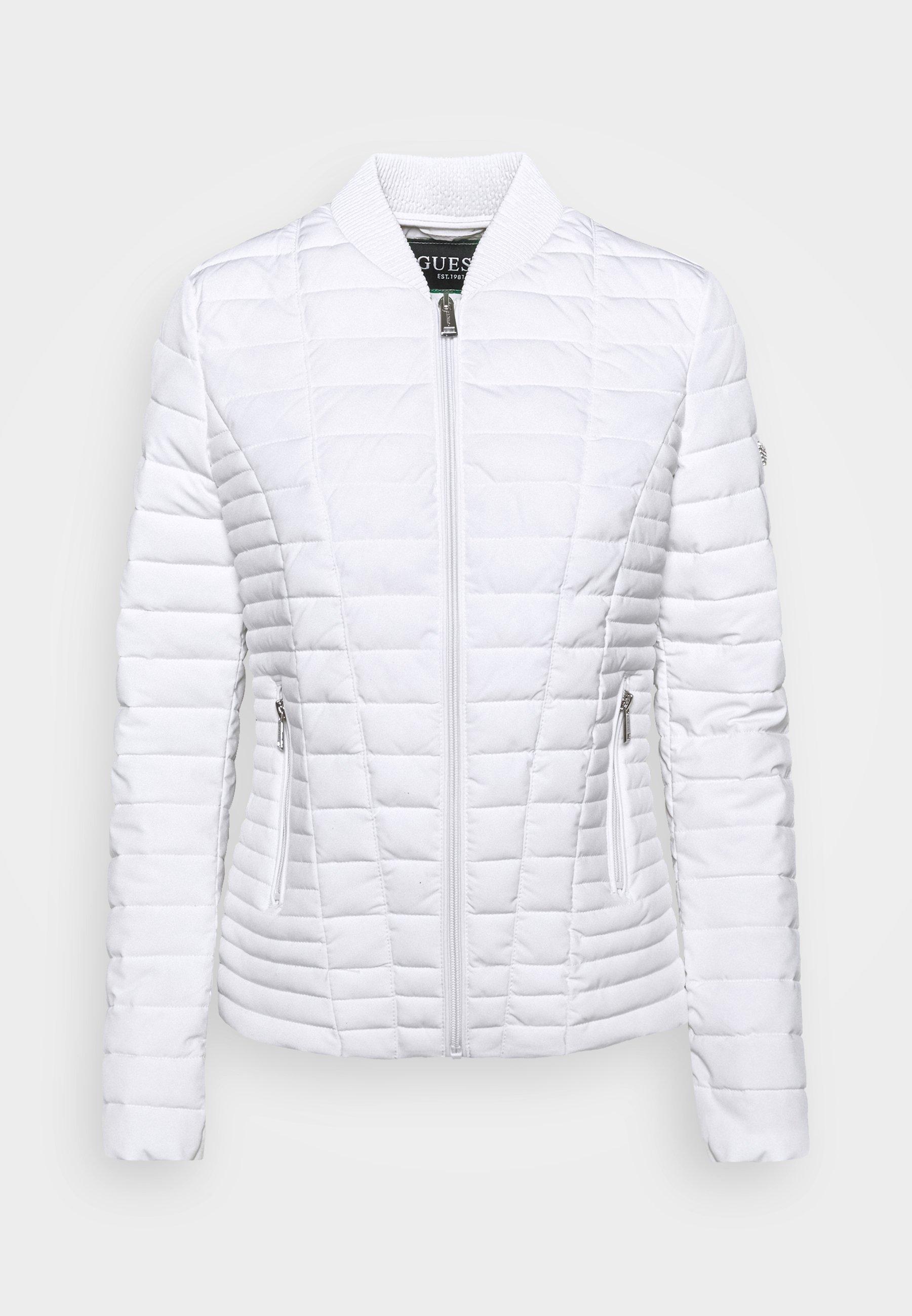 Women Light jacket - true white
