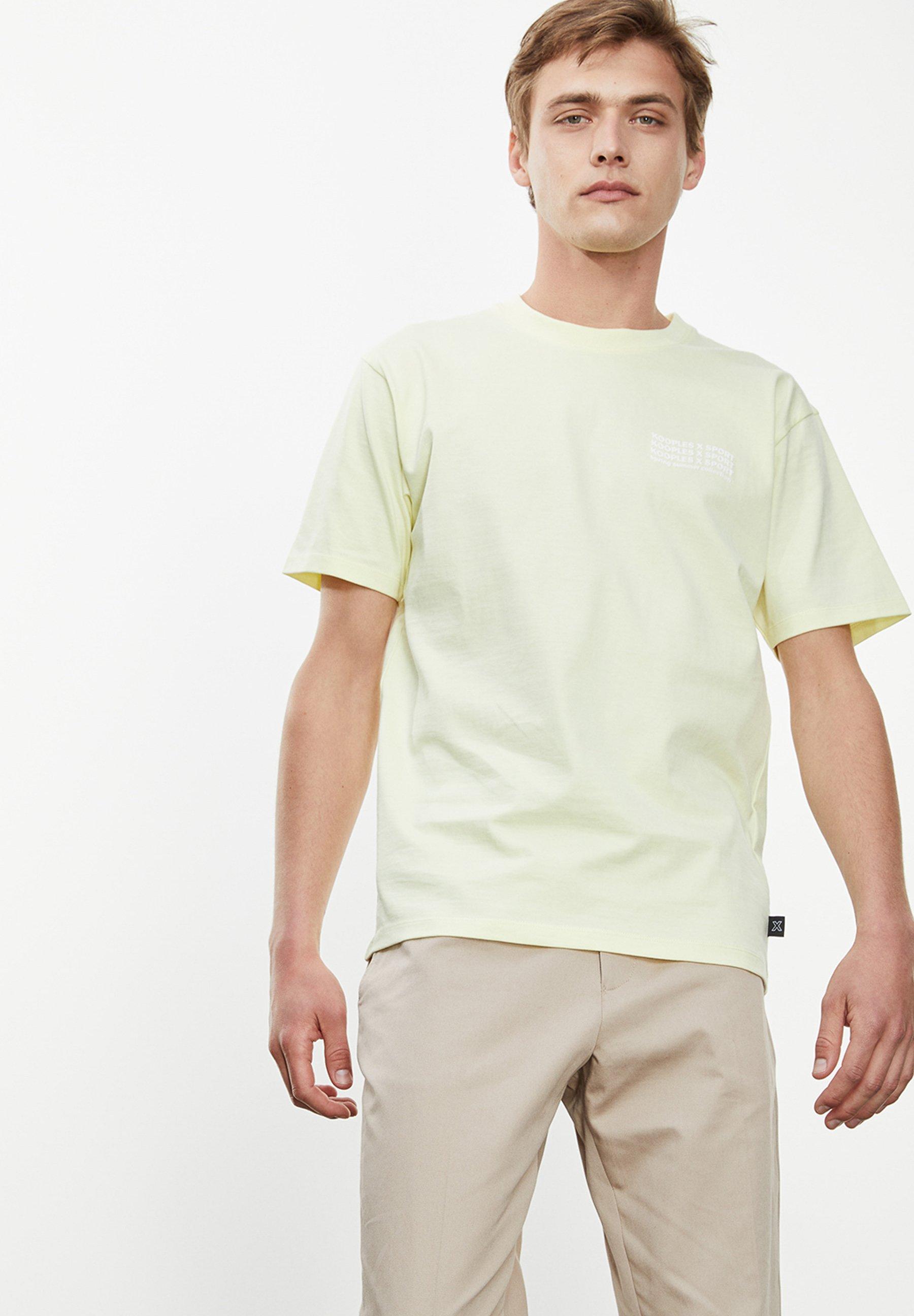 Homme À TRIPLE LOGO - T-shirt imprimé