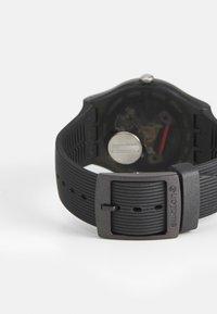Swatch - INTERCYDERAL - Watch - black - 1