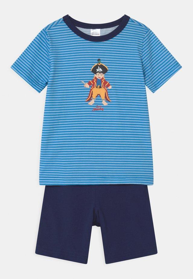 KIDS CAPTAIN SHARKY KURZ - Pyjama - blau