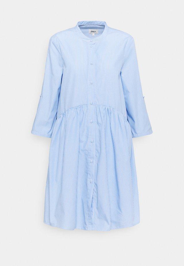 ONLCHICAGO LIFE STRIPE  - Sukienka letnia - white/blue