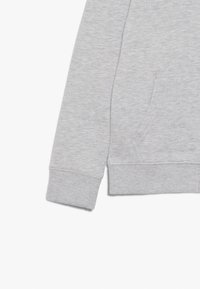 Calvin Klein Jeans - LOGO TAPE ZIP HOODIE - Mikina na zip - grey - 3