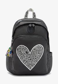 Kipling - DELIA - Backpack - keith haring chalk art - 1