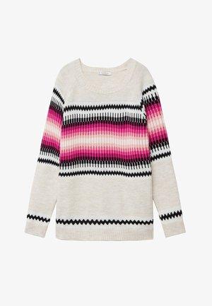 ISLANDIA - Pullover - beige