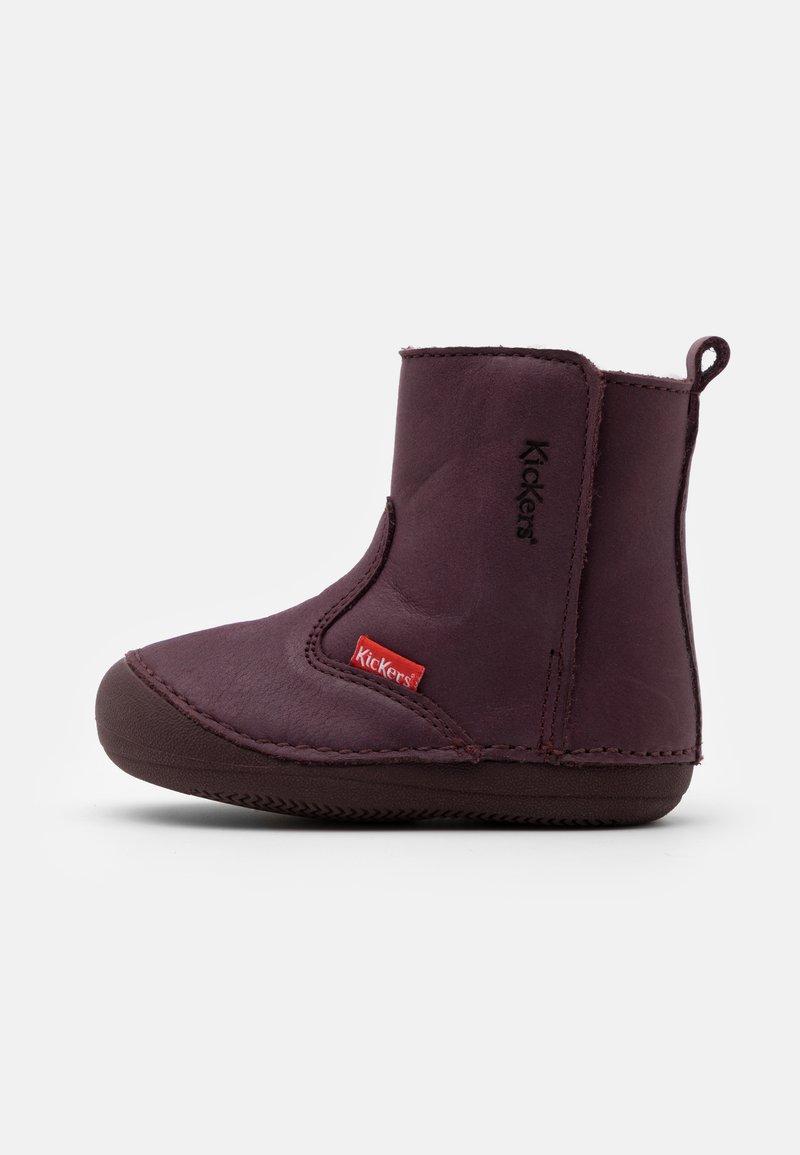 Kickers - SOCOOL CHO UNISEX - Kotníkové boty - violet fonce