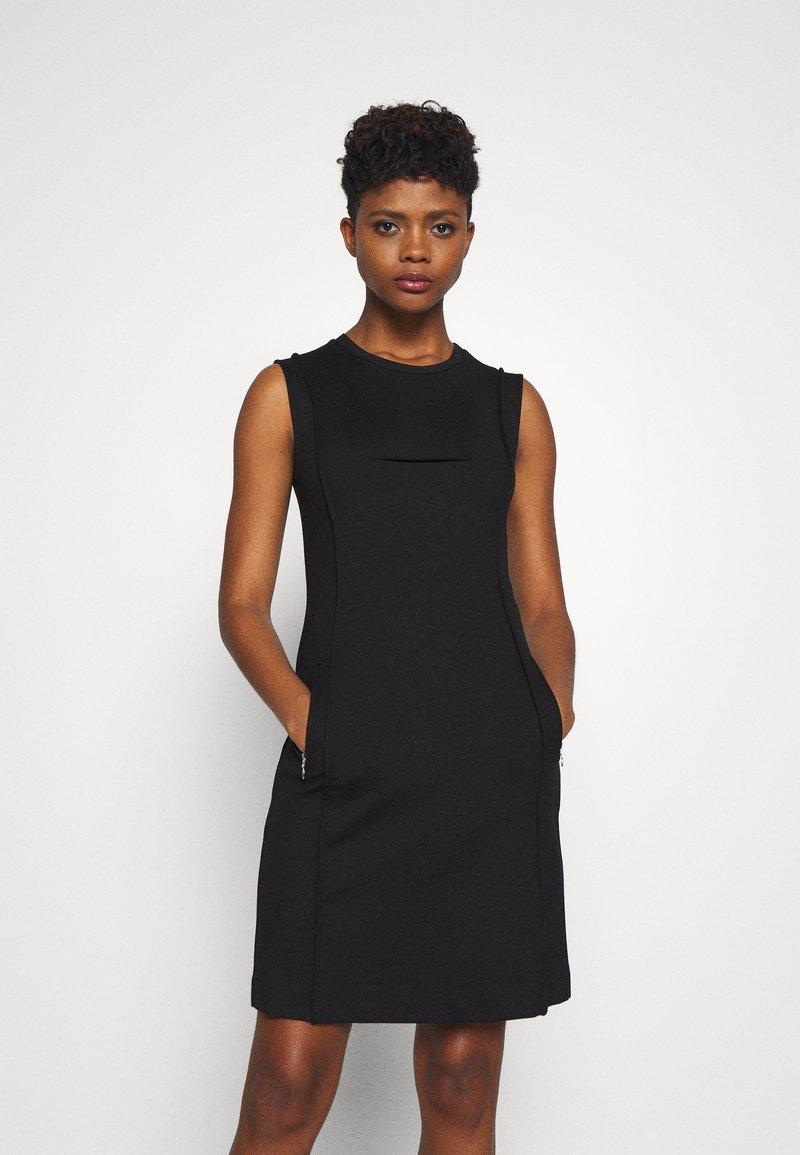 Diesel - D-PHILO DRESS - Day dress - black