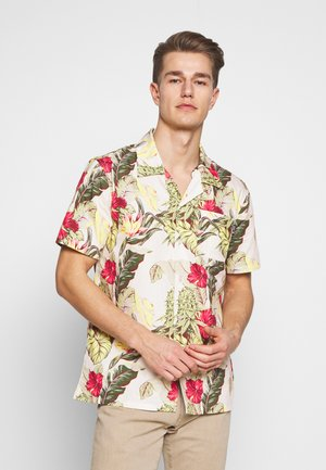 PARAISO RESORT - Shirt - natural