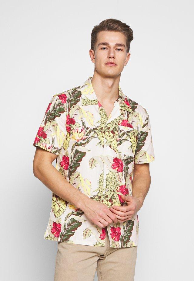 PARAISO RESORT - Skjorter - natural