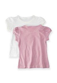 Cigit - Basic T-shirt - pink - 1