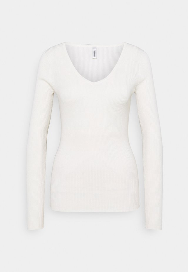 DOLLIE - Pullover - offwhite
