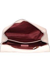 Coccinelle - Handbag - powder pink/lambskin white - 4