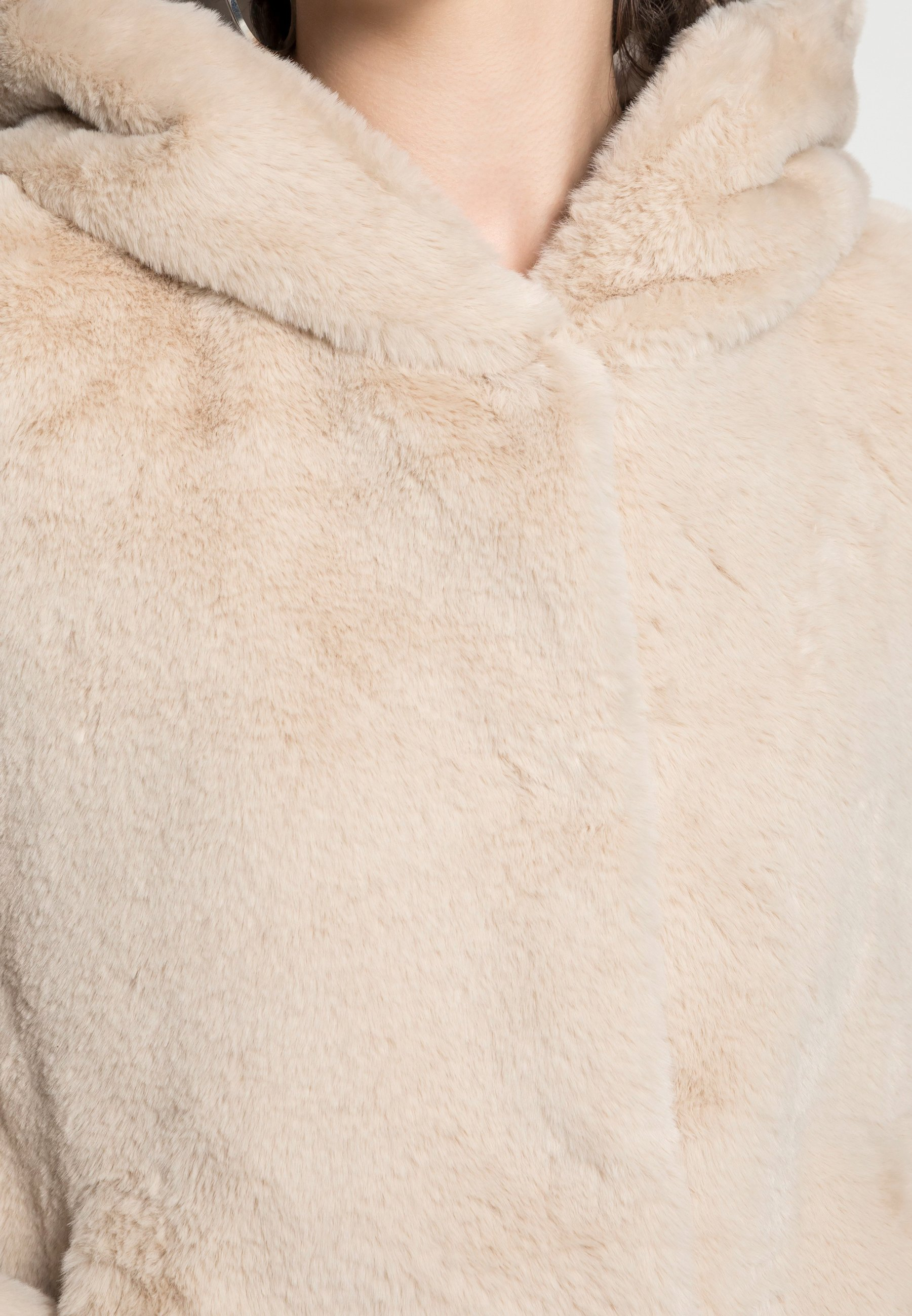 Donna VMIBEN HOODIE FAUX FUR JACKET  - Giacca invernale
