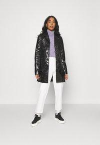 Weekday - HANNA - Short coat - black - 1