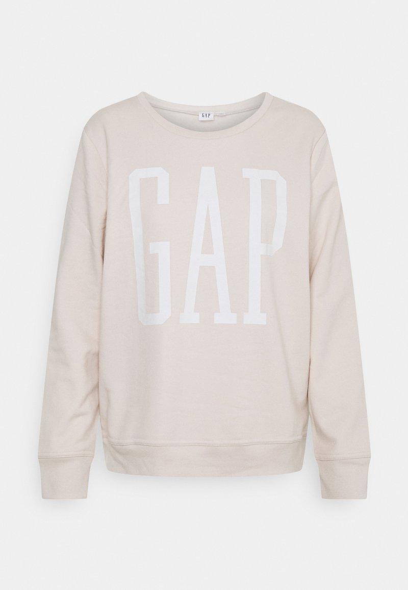 GAP - Sweatshirt - oyster taupe