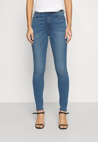Lindex - CLARA BLUE - Jeans Skinny Fit - denim - 0