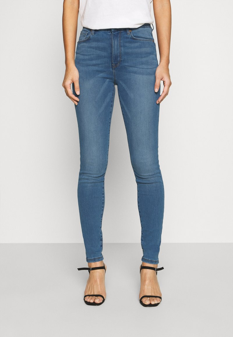Lindex - CLARA BLUE - Jeans Skinny Fit - denim