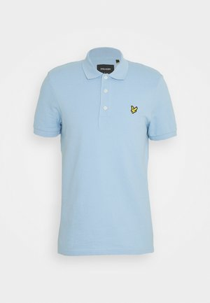 PLAIN - Polo shirt - pool blue