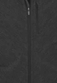 Icebreaker - MENS DESCENDER ZIP HOOD - Training jacket - grey - 6