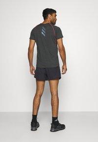 adidas Performance - SATURDAYSPLIT - Sportovní kraťasy - black/gresix - 2