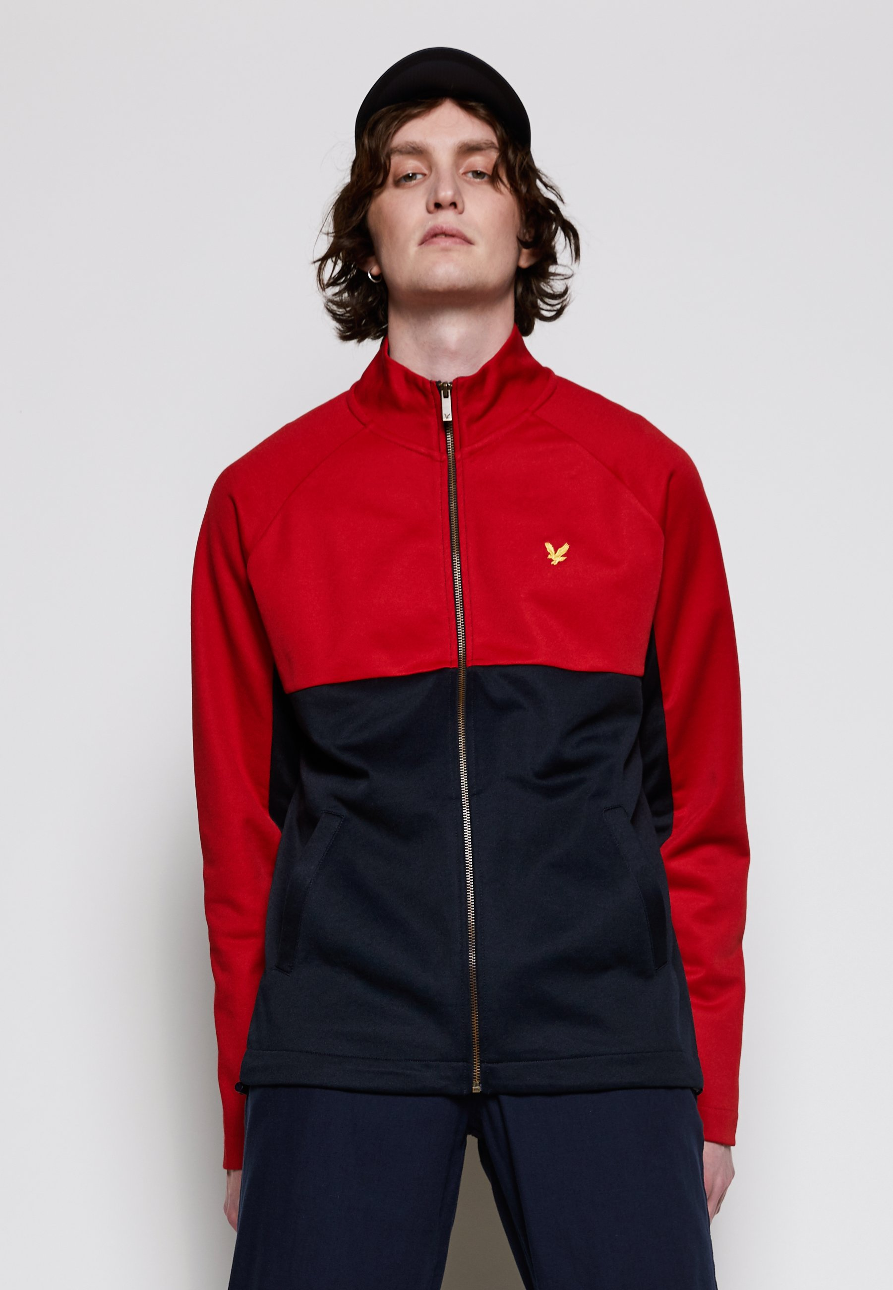Men ARCHIVE TRICOT ZIP THROUGH RELAXED FIT - Zip-up sweatshirt