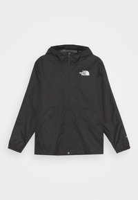 The North Face - ZIPLINE RAIN JACKET - Kuoritakki - black - 0