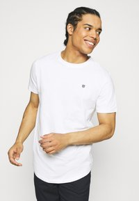 Jack & Jones PREMIUM - JPRBRODY TEE CREW NECK 5 PACK - Basic T-shirt - multi - 3